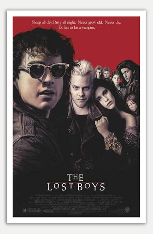 "Lost Boys - 11"" x 17""  Movie Poster"