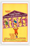 "Funny Thing Happened On The Way To The Forum - 11"" x 17""  Movie Poster"
