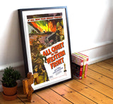 "All Quiet On The Western Front - 11"" x 17""  Movie Poster"