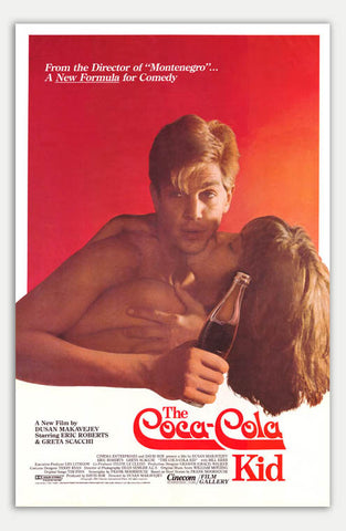 "Coca-Cola Kid - 11"" x 17""  Movie Poster"