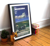 "Hoosiers - 11"" x 17""  Movie Poster"