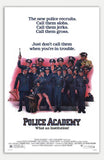 "Police Academy - 11"" x 17""  Movie Poster"
