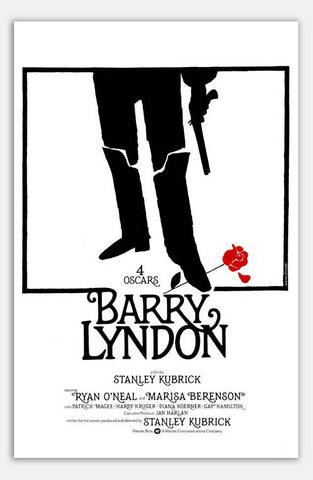 "Barry Lyndon - 11"" x 17""  Movie Poster"