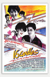 "Sixteen Candles - 11"" x 17""  Movie Poster"
