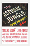 "Asphalt Jungle - 11"" x 17""  Movie Poster"