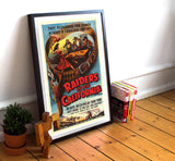 "Raiders Of Old California - 11"" x 17""  Movie Poster"