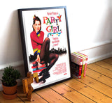 "Party Girl - 11"" x 17""  Movie Poster"