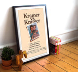 "Kramer Vs. Kramer - 11"" x 17""  Movie Poster"