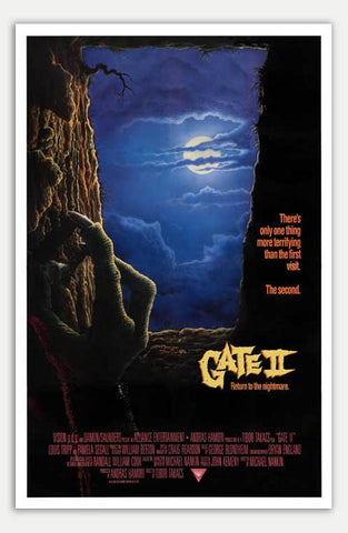 "Gate II - 11"" x 17""  Movie Poster"