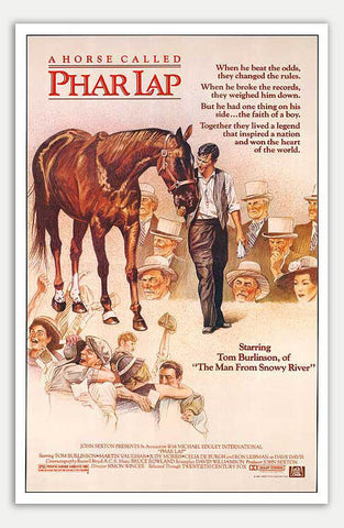 "Phar Lap - 11"" x 17""  Movie Poster"