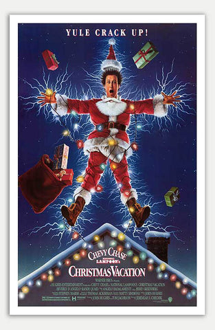 "National Lampoon's Christmas Vacation - 11"" x 17""  Movie Poster"