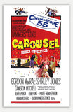 "Carousel - 11"" x 17""  Movie Poster"
