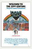 "Logan's Run - 11"" x 17""  Movie Poster"