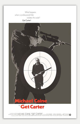 "Get Carter - 11"" x 17""  Movie Poster"
