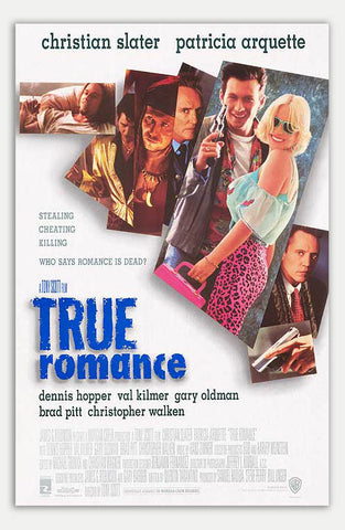 "True Romance - 11"" x 17""  Movie Poster"