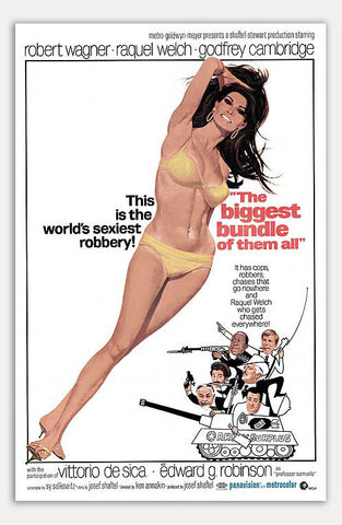 "Biggest bundle of them all - 11"" x 17""  Movie Poster"