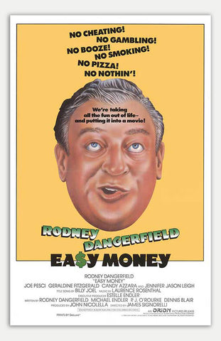"Easy Money - 11"" x 17""  Movie Poster"