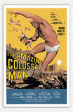 "Amazing Colossal Man - 11"" x 17""  Movie Poster"