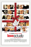 "Love actually - 11"" x 17""  Movie Poster"