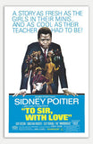 "To Sir, With Love - 11"" x 17""  Movie Poster"