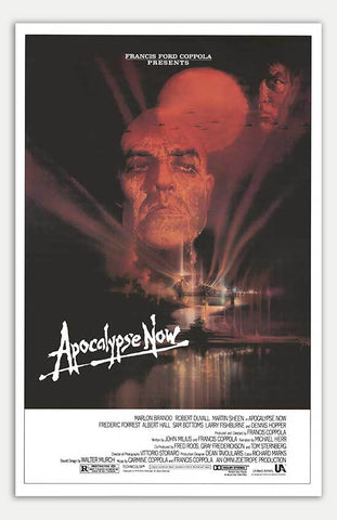 "Apocalypse Now - 11"" x 17""  Movie Poster"