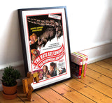 "Rats are Coming the Werewolves are Here - 11"" x 17""  Movie Poster"