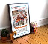 "Chitty Chitty Bang Bang - 11"" x 17""  Movie Poster"