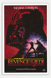 "Star Wars: Revenge of the Jedi - 11"" x 17""  Movie Poster"
