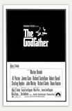"Godfather - 11"" x 17""  Movie Poster"