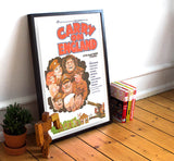 "Carry on England - 11"" x 17""  Movie Poster"