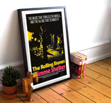 "Gimme Shelter - 11"" x 17""  Movie Poster"