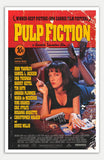 "Pulp Fiction - 11"" x 17""  Movie Poster"