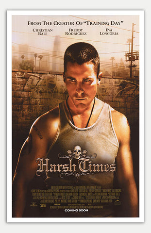 "Harsh Times - 11"" x 17""  Movie Poster"
