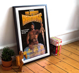 "Hercules - 11"" x 17""  Movie Poster"