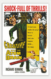 "Creature With The Atom Brain - 11"" x 17""  Movie Poster"