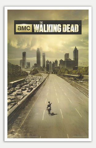 "Walking Dead - 11"" x 17""  Movie Poster"