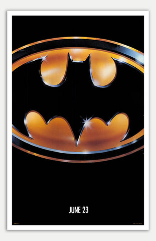 "Batman - 11"" x 17""  Movie Poster"