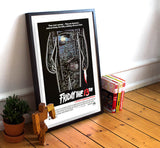 "Friday The 13th - 11"" x 17""  Movie Poster"