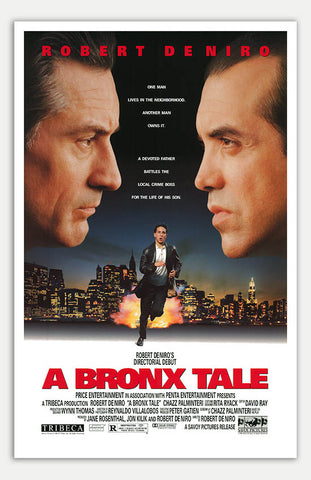 "Bronx Tale - 11"" x 17""  Movie Poster"