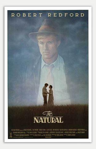 "Natural - 11"" x 17""  Movie Poster"