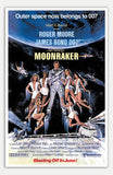 "Moonraker - 11"" x 17""  Movie Poster"