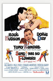 "Send Me No Flowers - 11"" x 17""  Movie Poster"