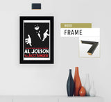 "Jazz Singer - 11"" x 17""  Movie Poster"