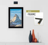 "Switzerland Travel Poster - 11"" x 17"" Poster"
