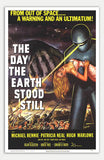 "Day The Earth Stood Still - 11"" x 17""  Movie Poster"