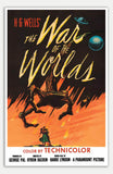 "War Of The Worlds - 11"" x 17""  Movie Poster"