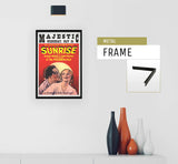 "Sunrise - 11"" x 17""  Movie Poster"