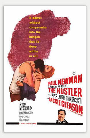 "Hustler - 11"" x 17""  Movie Poster"