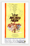 "Music Man - 11"" x 17""  Movie Poster"