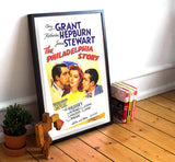 "Philadelphia Story - 11"" x 17""  Movie Poster"